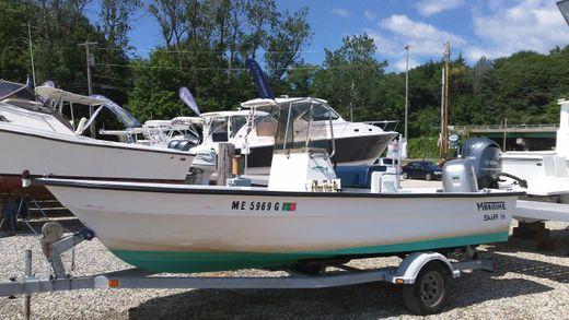 1999 Maritime Skiff 1890