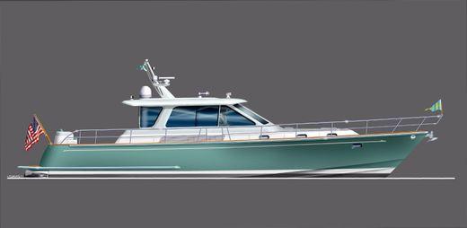 2018 Lyman-Morse Jet Boat Express/Flybridge