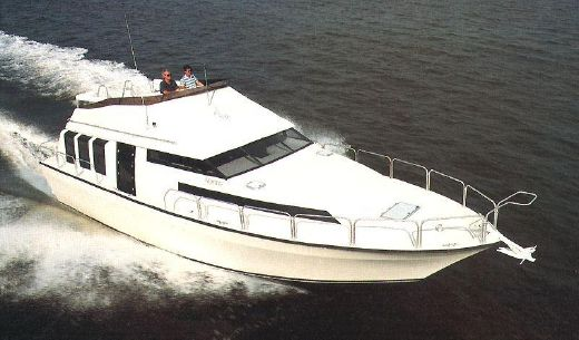 1989 Mainship Grand Salon