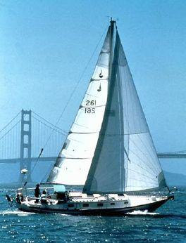 2000 Pacific Seacraft 37