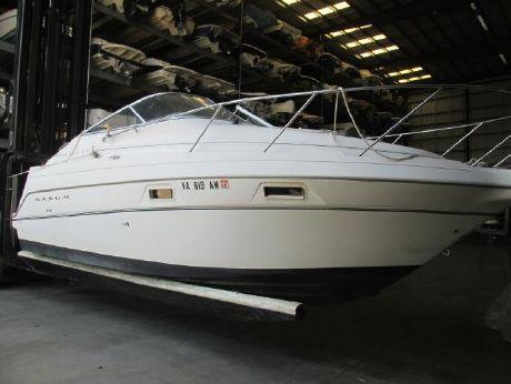 2000 Maxum 2400 SCR