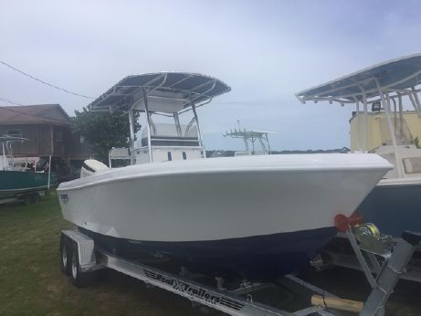 2017 Bluewater Sportfishing 23t