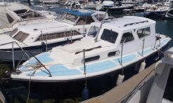 1976 Mitchell 31 With Extended Wheelhouse