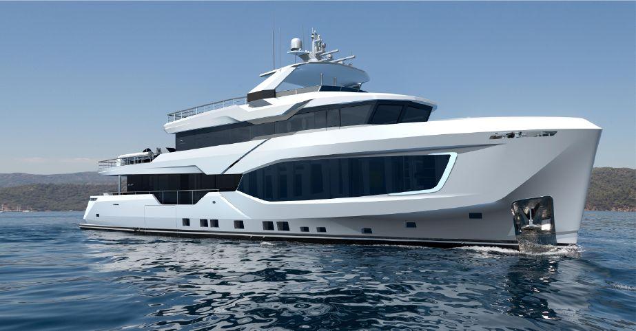 2020 Numarine 37XP Hull #1 A motor Barco en venta - www ... on