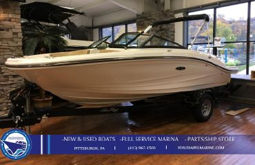 2019 Sea Ray SPX 190