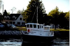 1976 Trawler Custom