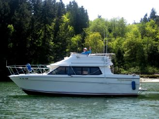 1994 Bayliner 2858 Ciera Command Bridge