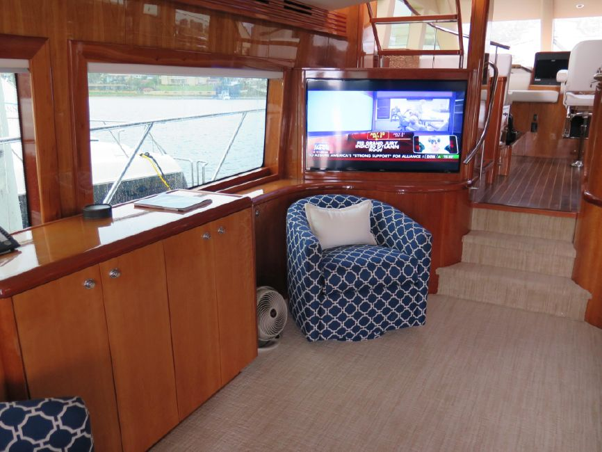 Hatteras 64 Motor Yacht for sale in San Diego