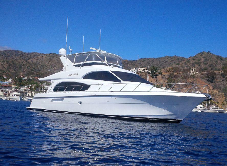 Hatteras 64 Yacht for sale in San Diego