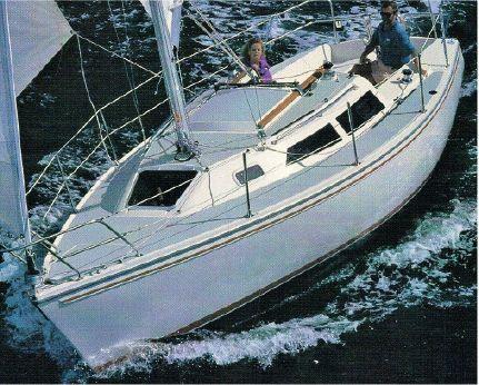 1992 Capri 26