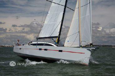 2012 Fora Marine RM 1260