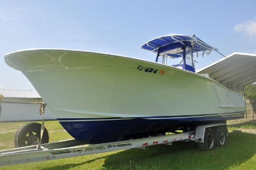 2014 Alex Willis Boat Works 27 Center Console