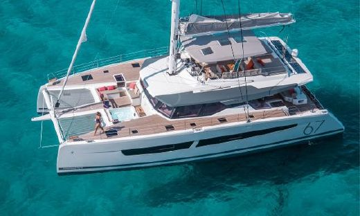 Fountaine Pajot Catamaran Alegria 67