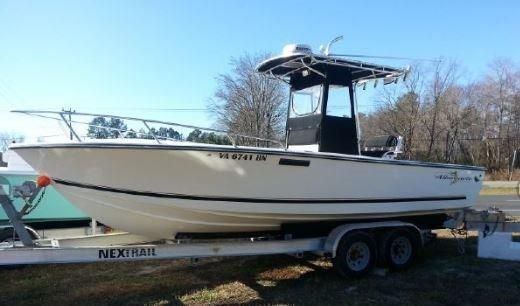1998 Albemarle 24 Center Console