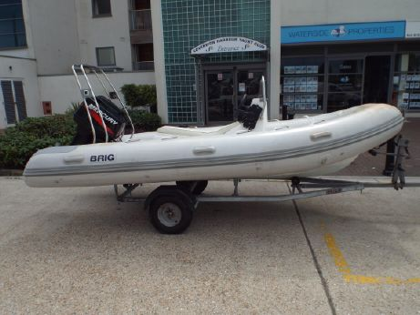 2005 Brig Inflatable 450S