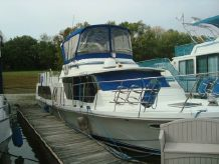 1986 Bluewater Coastal Cruiser