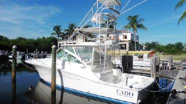 2009 Cabo Yachts 40 EXPRESS