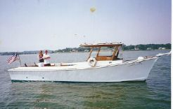 1987 Ocran Boatworks Chesapeake Bay Deadrise