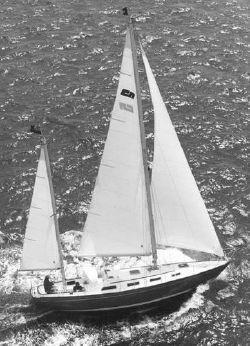 1985 Camper & Nicholson 40