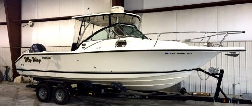 2006 Pursuit 2570 Offshore