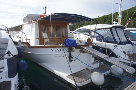 2001 Menorquin 150