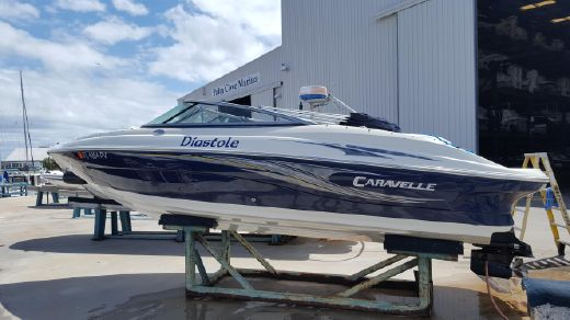 2007 Caravelle Bowrider 237 LS