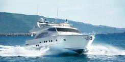 2002 Ferretti Yachts 68