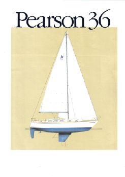 1986 Pearson 36 CB