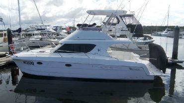 2008 Voyager 1040 Cat