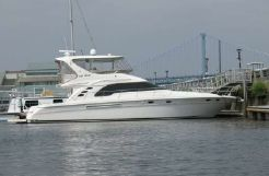 2000 Sea Ray 560 Sedan Bridge