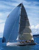 2003 Custom BAKEWELL WHITE YACHT POCKET MAXI 67