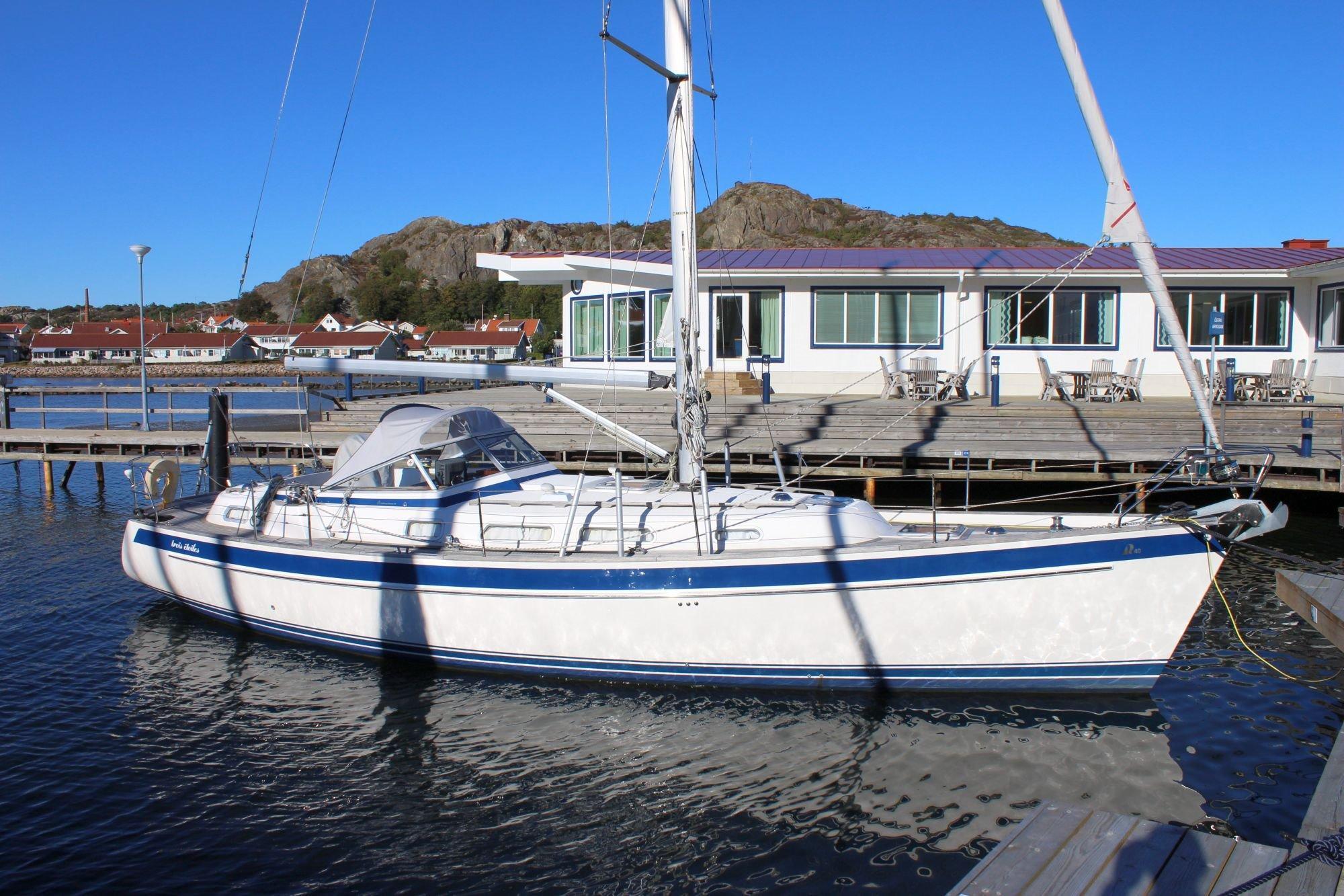 HallbergRassy 40 for sale  YachtWorld UK