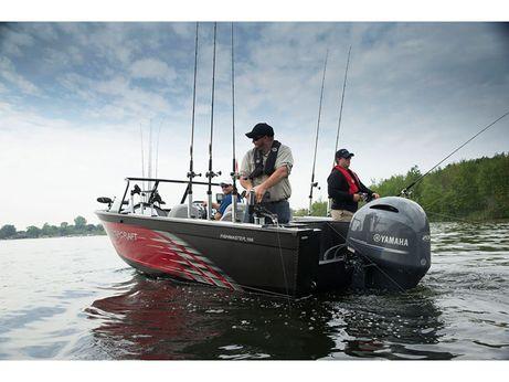2017 Starcraft Fishing Fisherman 196