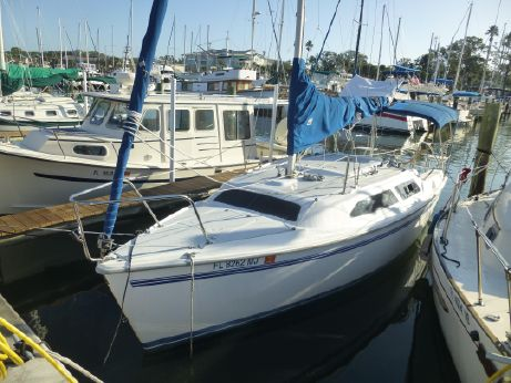 2003 Catalina 250 Water Ballasted