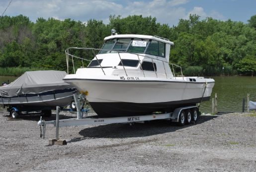 1986 Sportcraft 300 Coastal Fisherman