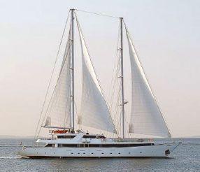 2004 Sail Assisted Passenger Cruise Ship