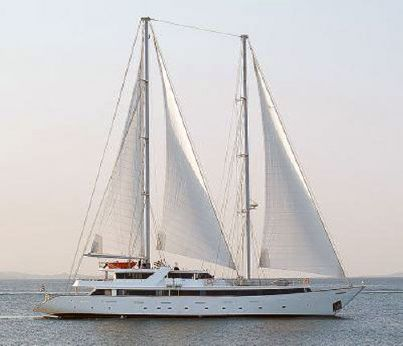 2004 Sail Assisted Passenger Cruise Ship