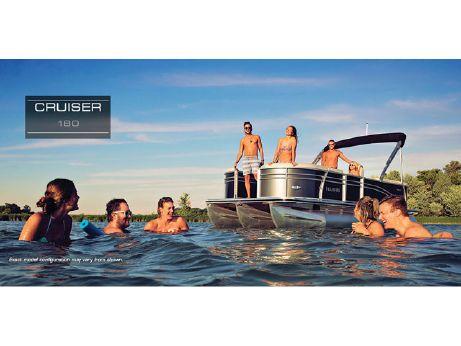 2017 Harris Flotebote Cruiser 180