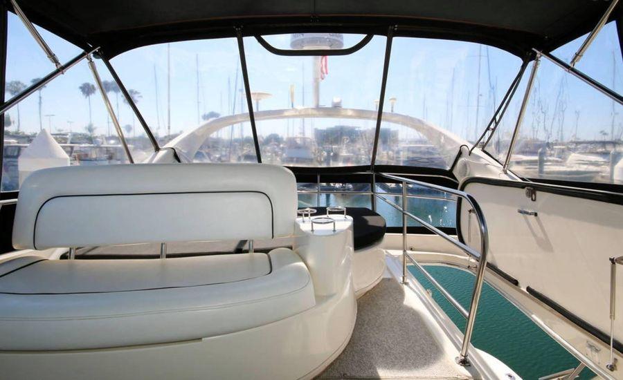 Sea Ray 480 Sedan Bridge Flybridge