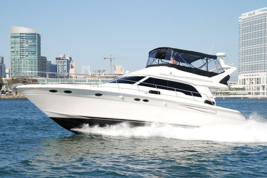 Sea Ray 480 Sedan Bridge Yacht for sale