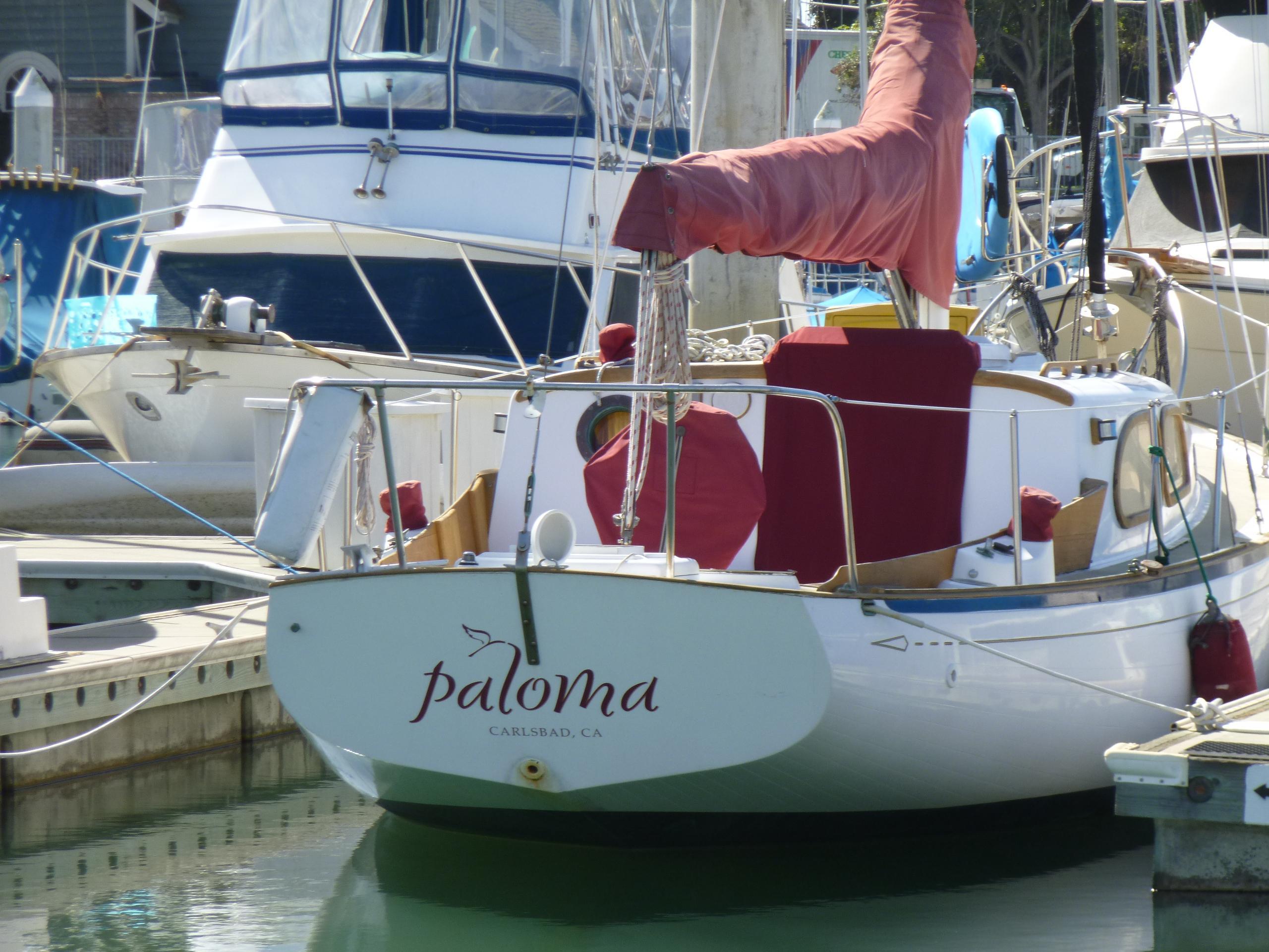 32 ft 1965 islander yachts 32 wayfarer