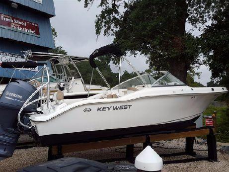 2013 Key West 211 Dual Console