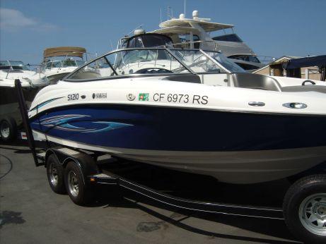 2008 Yamaha Sport Boat SX210