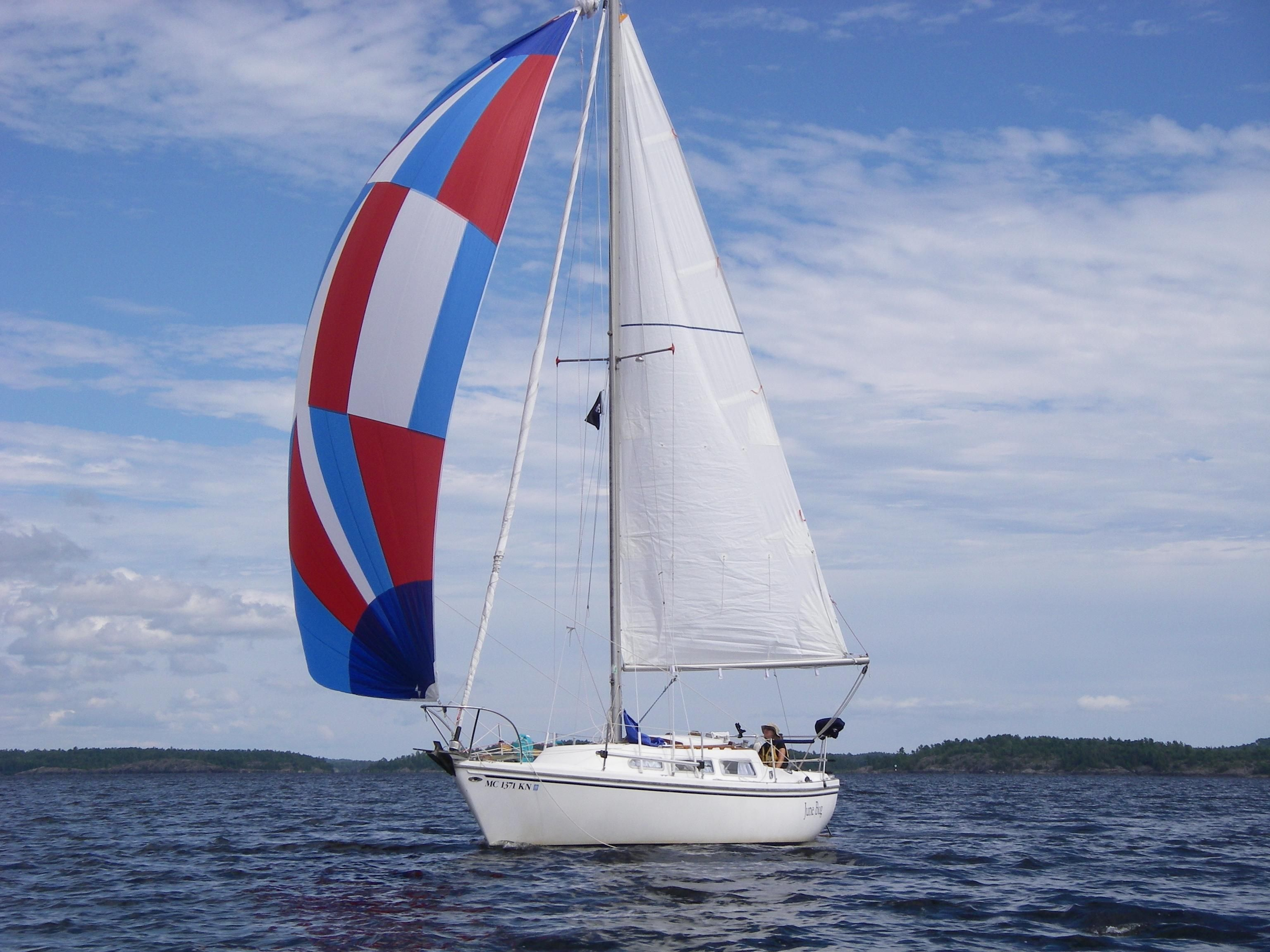 1977 Catalina 27 Sail Boat For Sale - www yachtworld com