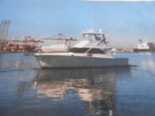 38 ft 1990 ocean 38 sportfisher
