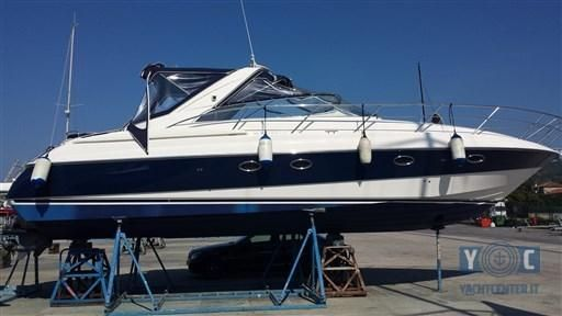 2008 Windy Boats 42 Grand Bora
