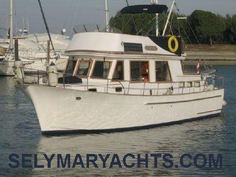 1980 Trawler Chunk Hwa 34