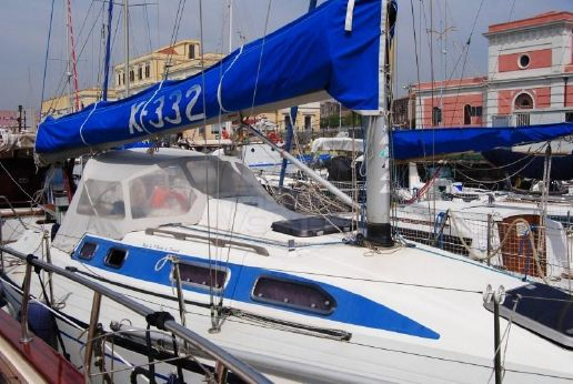 1996 X-Yachts X 332