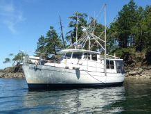 1981 Willard Marine Pilot House Trawler