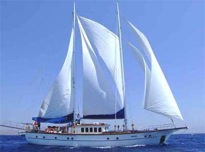 2006 Aegean Yacht-Bodrum MOTORSAILER